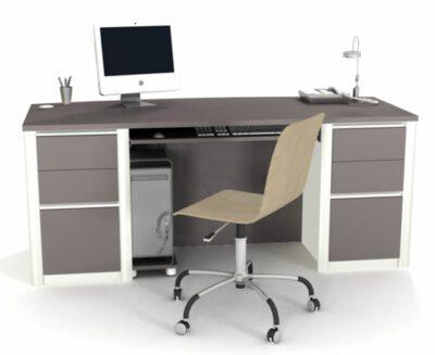 Arbeitsplatz im Büro
